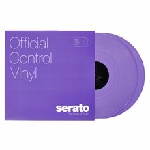 Serato Neon-Series Vinyl Violet
