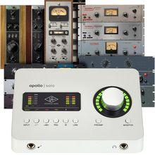 Universal Audio Apollo Solo TB3 Heritage Ed.