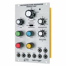 Behringer Multi Filter/Resonator 1047