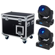 Stairville MH-x200 Pro Spot Moving Bundle