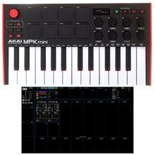 LiveLoop Lite Akai MPK Mini MK3 Set