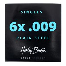 Harley Benton Valuestrings Singles 6x009