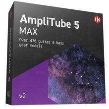 IK Multimedia AmpliTube 5 MAX