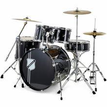 Millenium Focus 22 Drum Bundle Black