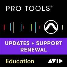 Avid Pro Tools Update Renewal EDU