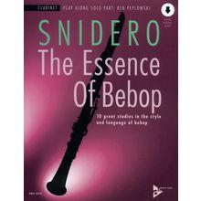 Advance Music Essence of Bebop Clarinet