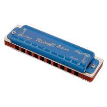 Fender Midnight Blues Harmonica in G