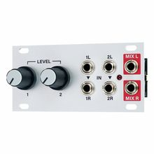 Intellijel Designs Stereo Mixer 1U