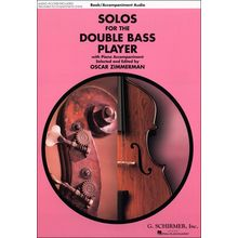 G. Schirmer Solos for Double Bass Player