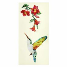 Jockomo Hummingbirds & Flowers