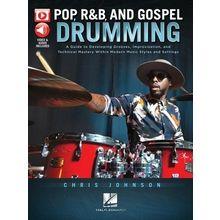 Hal Leonard Pop, R&B And Gospel Drumming