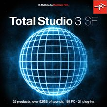 IK Multimedia Total Studio 3 SE Crossgrade
