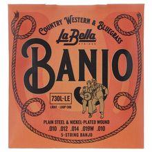 La Bella 5-String Banjo Light