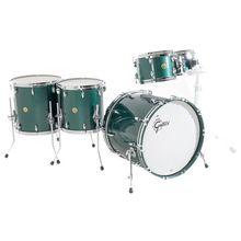 Gretsch Drums US Custom 2up 2down Green