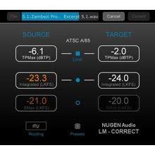 Nugen Audio LM-Correct 2 UG LM-Correct