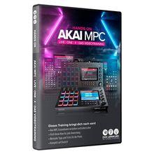 DVD Lernkurs Akai MPC Live/One/X - Training