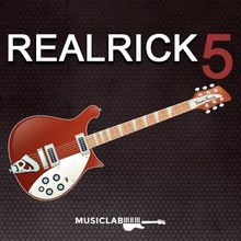 MusicLab RealRick 5