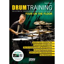 Hage Musikverlag Drum Training 4 On The Floor