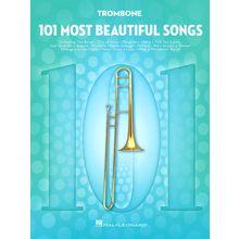 Hal Leonard 101 Beautiful Songs Trombone