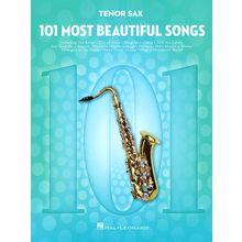 Hal Leonard 101 Beautiful Songs T-Sax