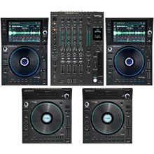 Denon DJ Prime SC6000/LC Club Bundle