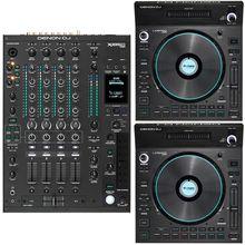 Denon DJ Prime LC6000 Control Bundle