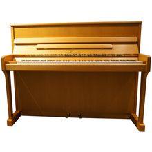 Haessler Piano K 115 used Alder