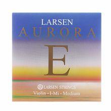 Larsen Aurora Violin E Steel Medium