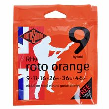 Rotosound RH9 Roto Oranges