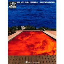 Hal Leonard RHCP Californication Bass
