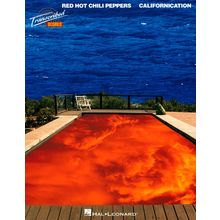 Hal Leonard RHCP Californication Scores