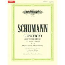 Edition Peters Schumann Concerto op. 129