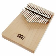Meinl 17 Notes Solid Maple Kalimba