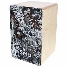 Sela SE 173 Art Series Sketch Cajon