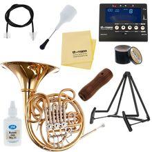 Thomann HR-301G F-/Bb Double Horn Set