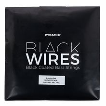 Pyramid C828S  Short Scale Black Wires