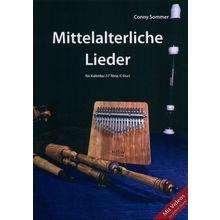 Conny Sommer Mittelalter Lieder Kalimba