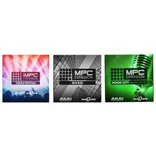 AKAI Professional Creator MPC Expansions Bundle