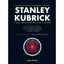 Carl Fischer Three Films Of Stanley Kubrick