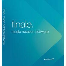 MakeMusic Finale 27 (E) EDU