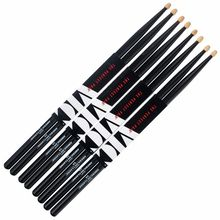 Vic Firth 5A Value Pack Black