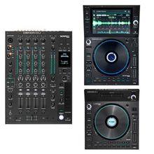 Denon DJ Prime SC/LC6000 Control Bundle