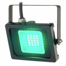 Eurolite LED IP FL-10 SMD turquoise