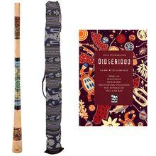 Thomann Didgeridoo Teak 130cm Set