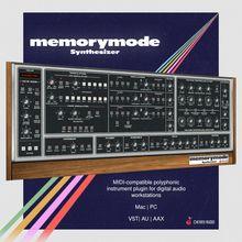 Cherry Audio Memorymode Synthesizer