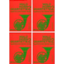 Friedrich Hofmeister Verlag Waldhornquartette 2