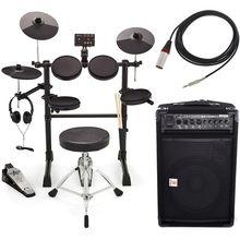 Millenium HD-120 E-Drum Set Bundle