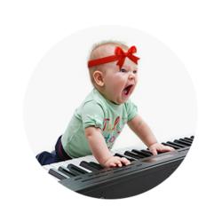 Instrumente für Kinder