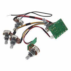 Elektronik für E-Bass