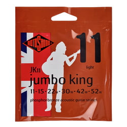 011 Acoustic Guitar Strings